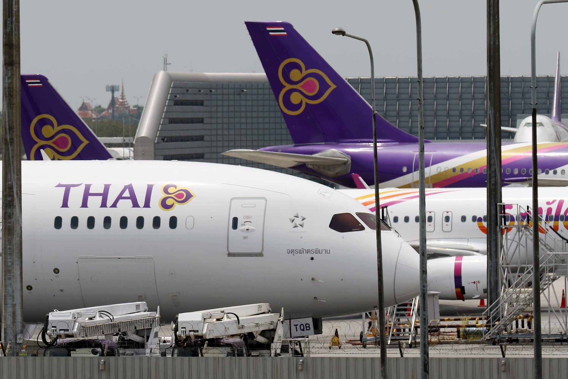 Thai Airways falls back into quarterly loss - Nikkei Asian ...