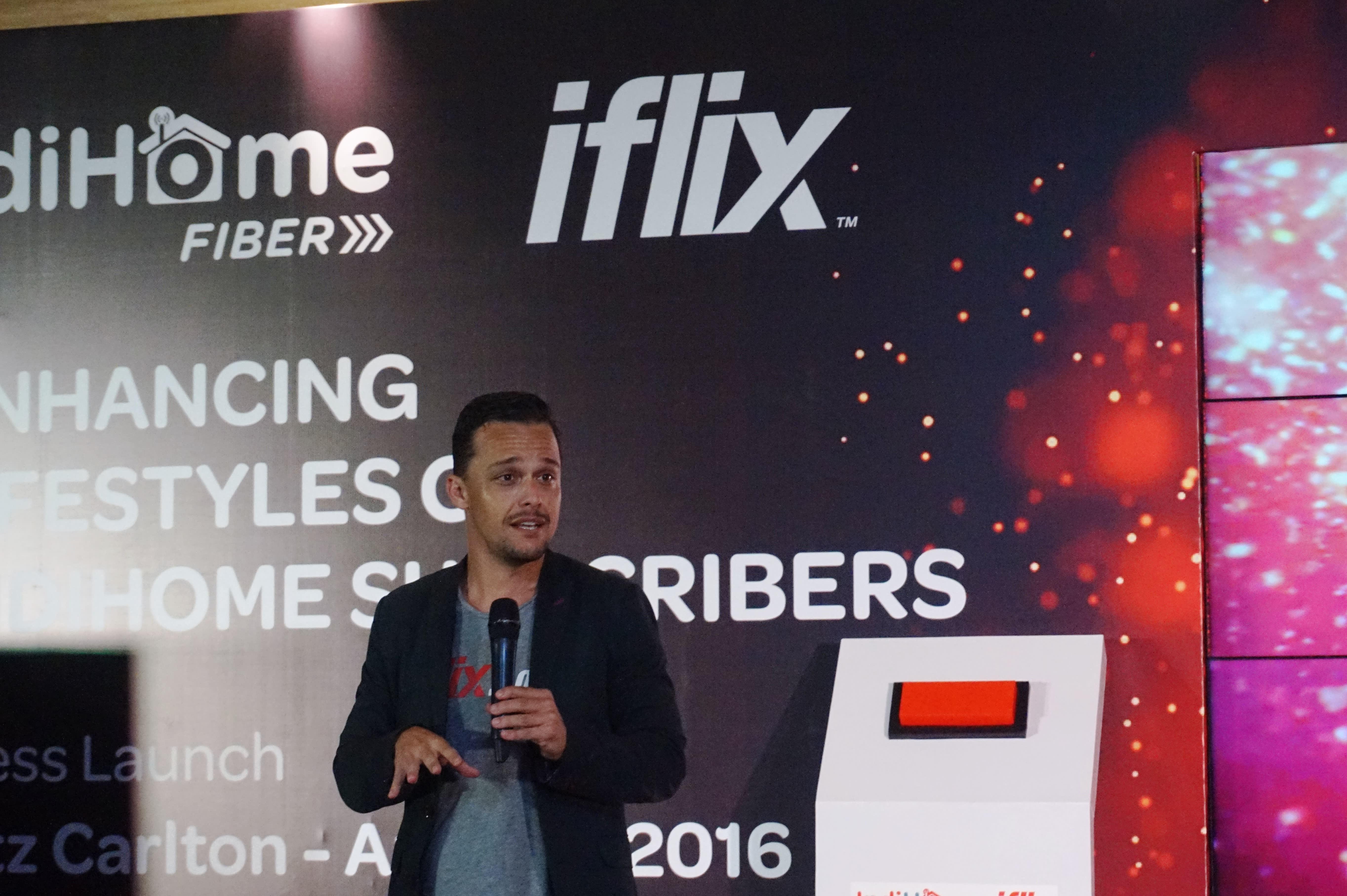 iFlix-Telkom fuels streaming competition with Indonesia