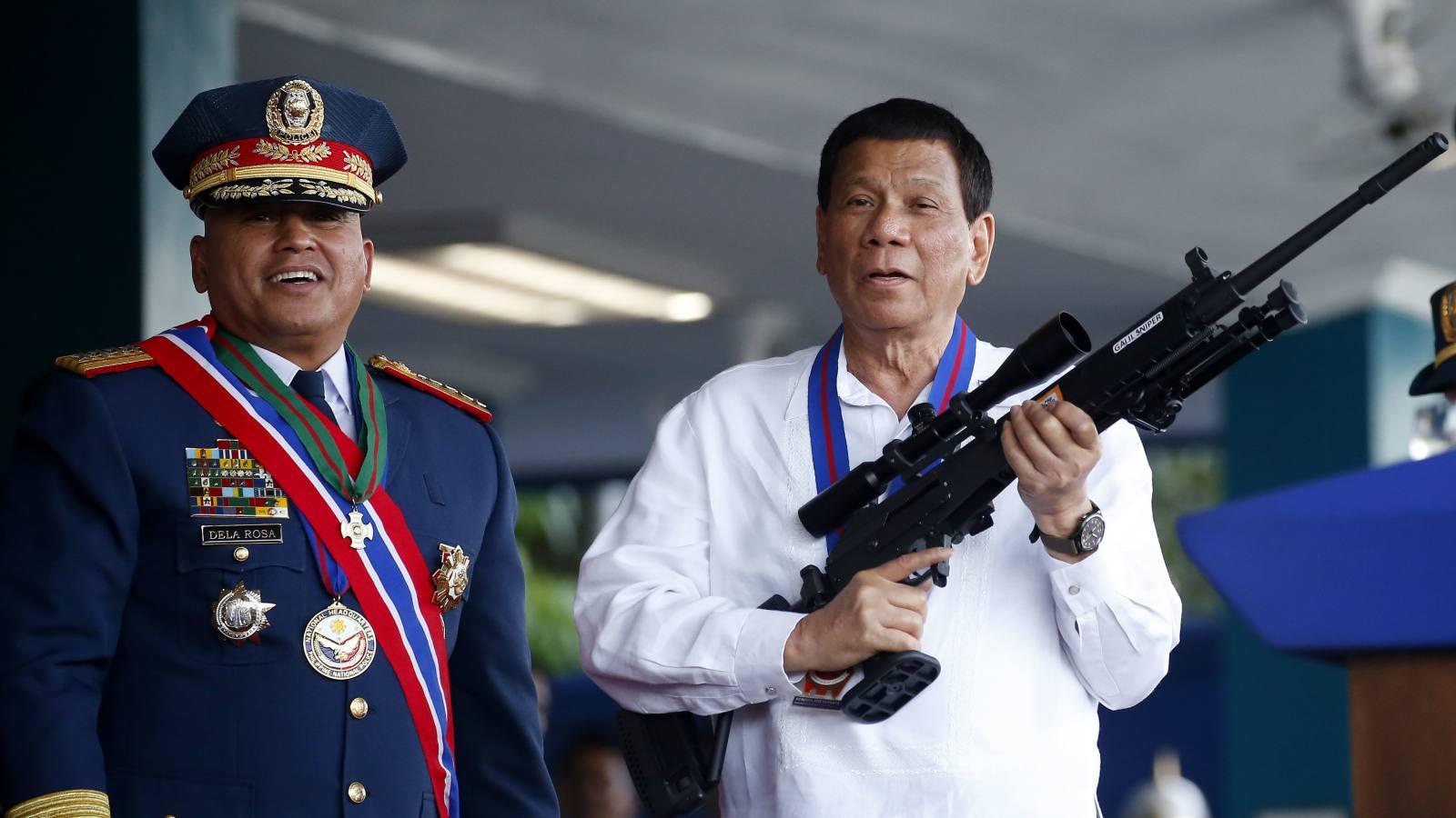 Duterte wants Philippines renamed 'Maharlika' - Nikkei Asian