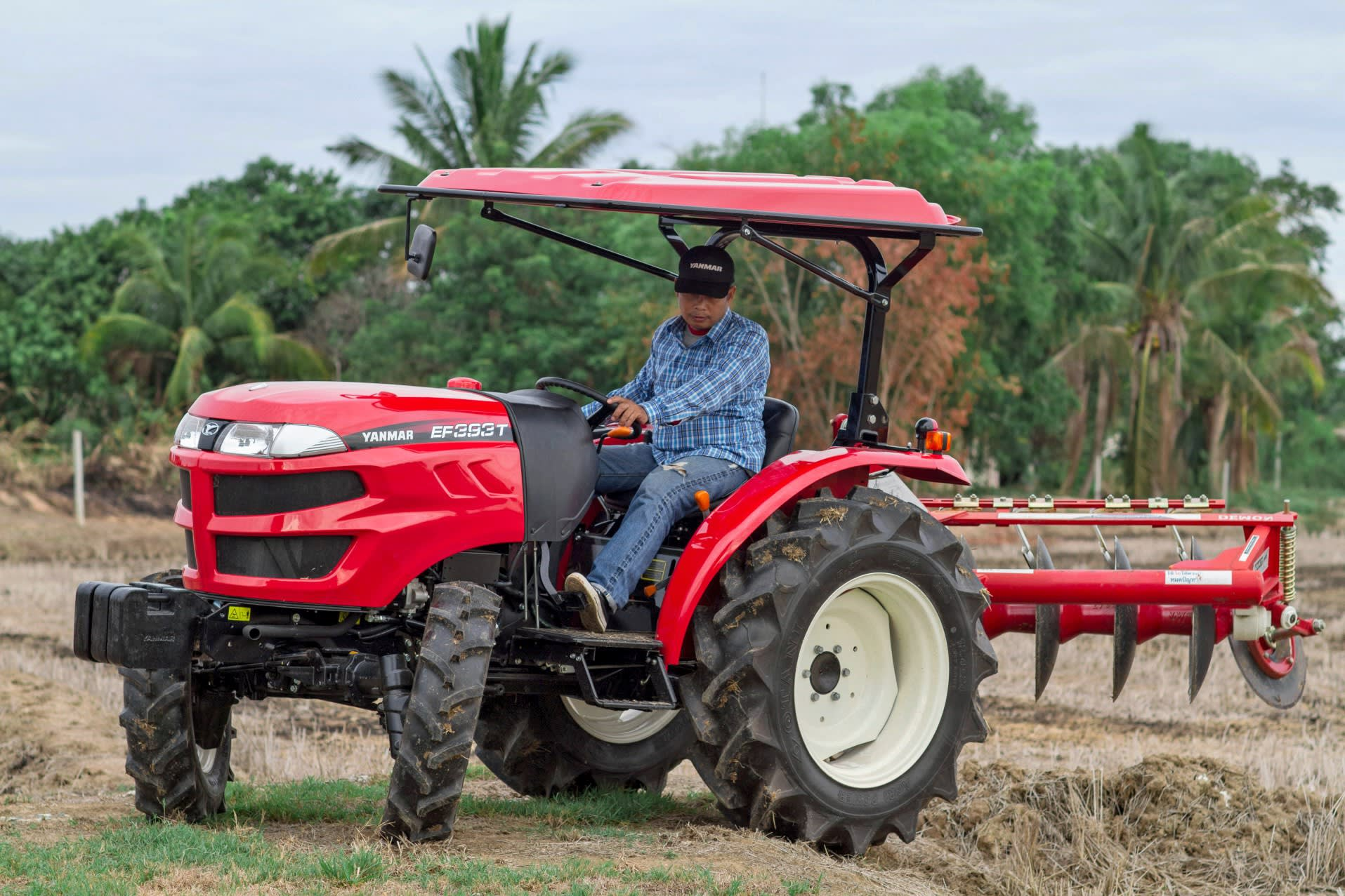 Yanmar to lift stake in Indian tractor company - Nikkei ...