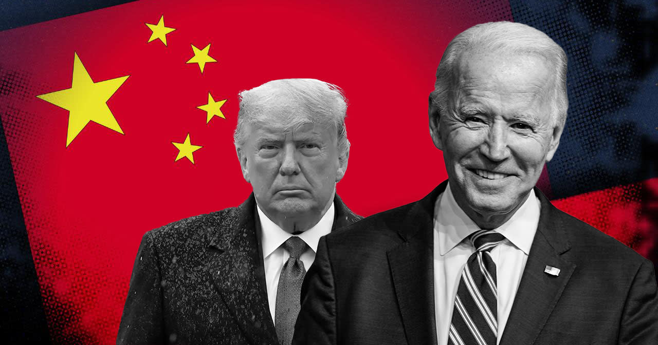 Cheer up, Mr. Trump': Why China keeps Biden at arm's length - Nikkei Asia