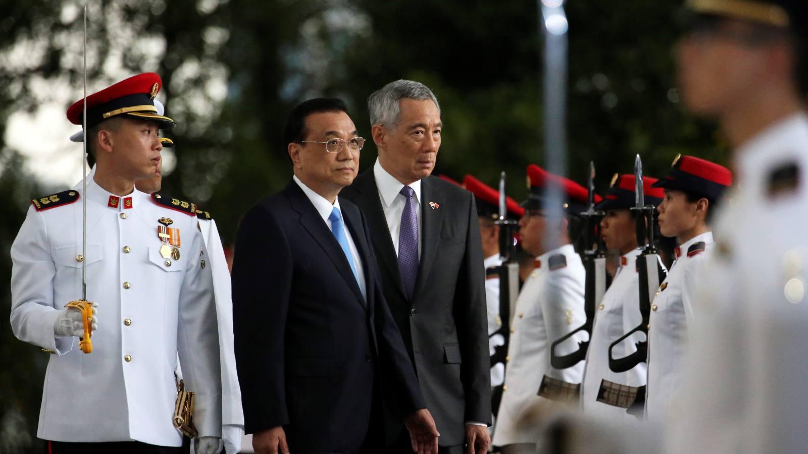 Li Keqiang RCEP