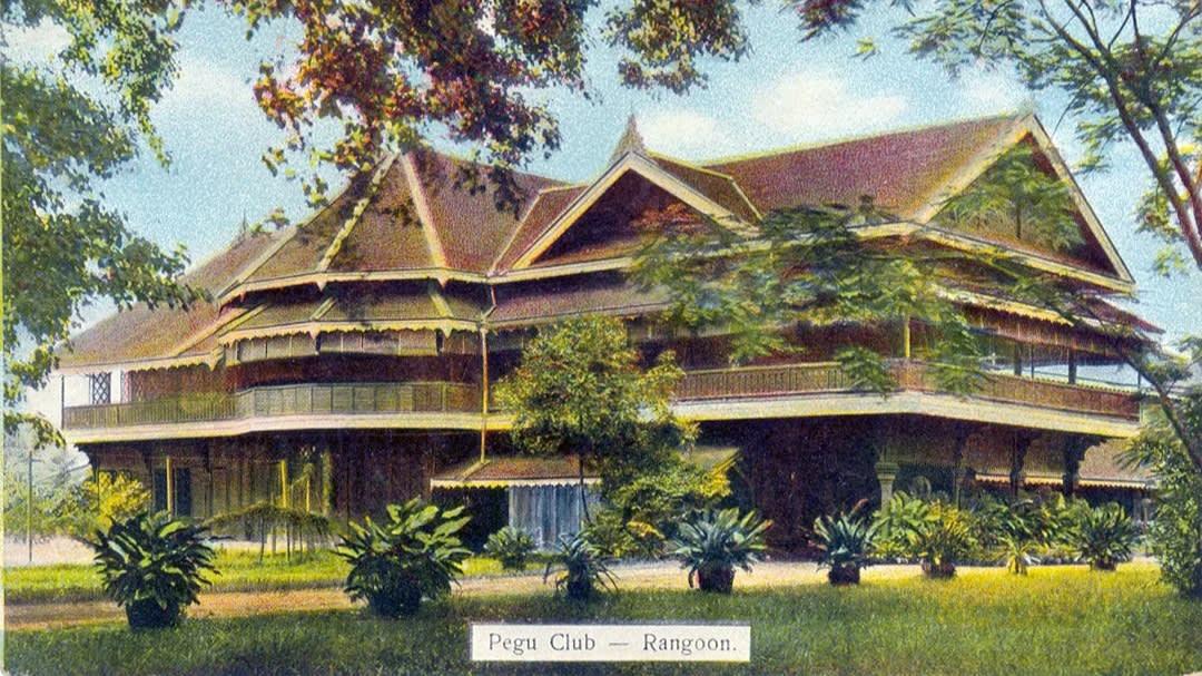 Yangon's historic Pegu Club comes back to the future - Nikkei Asian