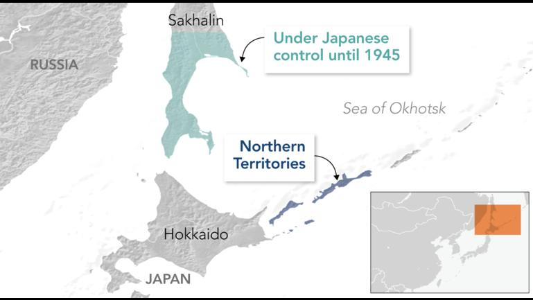 Hokkaido World Map.Hokkaido Sakhalin Visa Free Zone Plan Would Ease Russia Japan