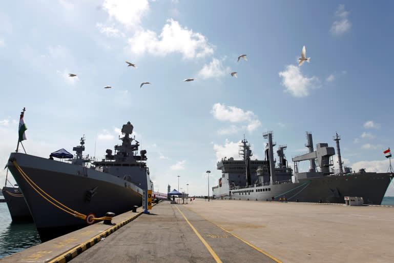 indian navy