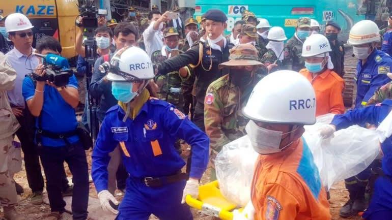 Hun Sen gently adjusts Cambodia's intimacy with China