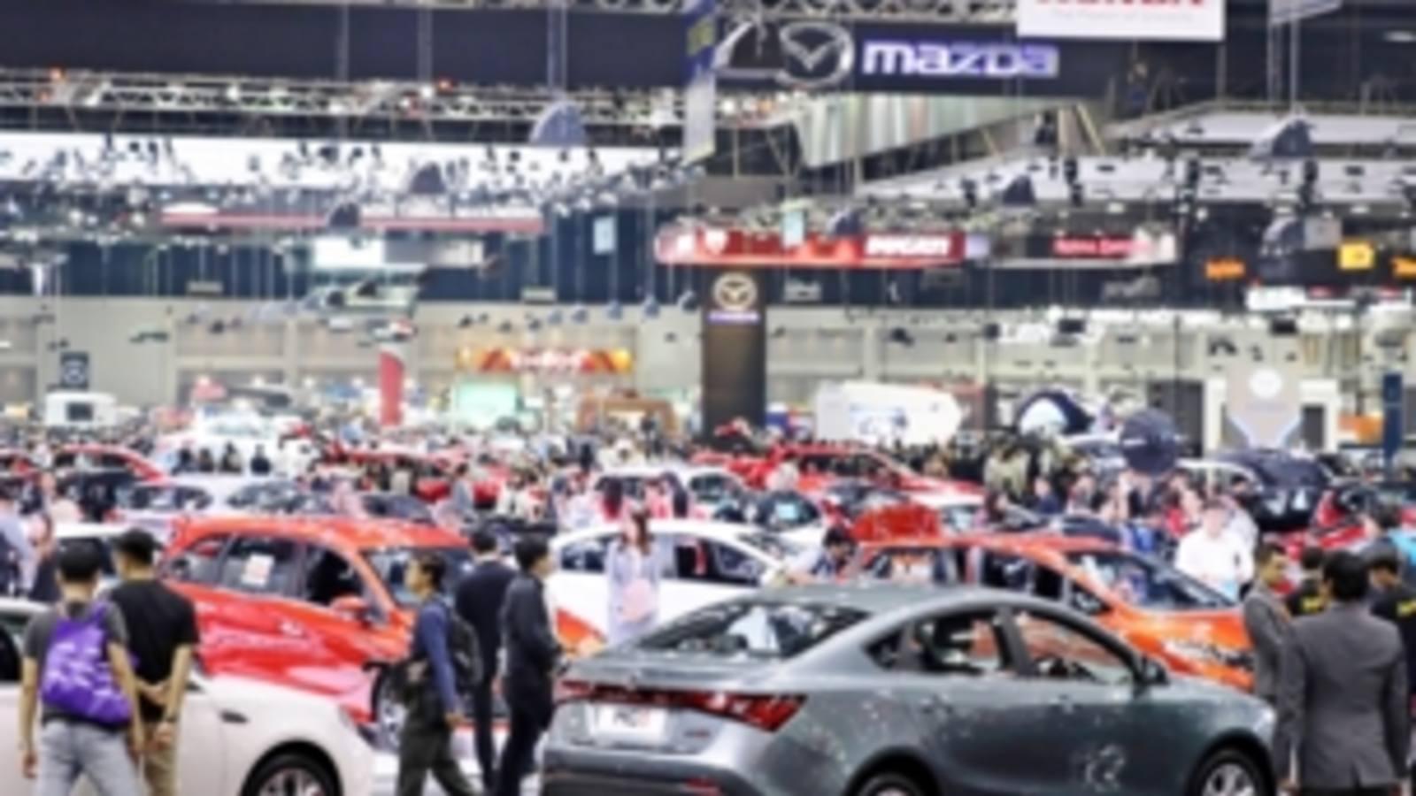 January new-car sales climb 9% in key Southeast Asian markets ...