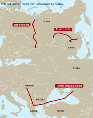 Russian gas pipeline projects clogged - Nikkei Asian Review