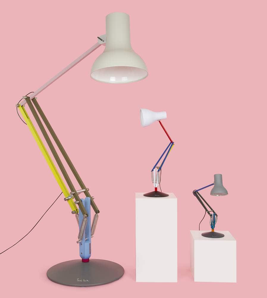 Anglepoise & Paul SmithType75 table lamp, £170