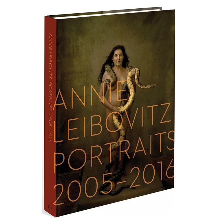 Annie Leibovitz: Portraits 2005 - 2016by Annie Leibovitz, with an introduction by Alexandra Fuller, Phaidon, £69.95