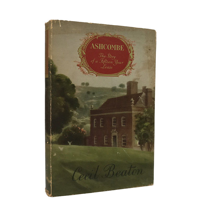 Ashcombe, the Story of a Fifteen Year Lease Cecil Beaton. First edition, 1949, £95