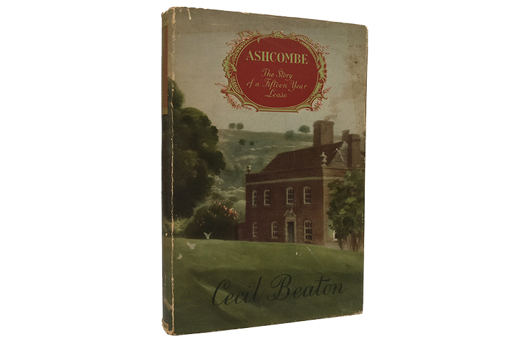 Ashcombe, the Story of a Fifteen Year LeaseCecil Beaton. First edition, 1949, £95