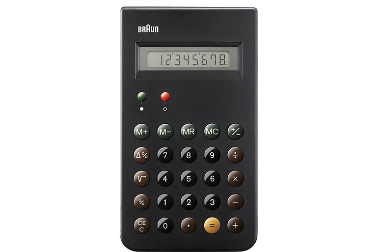 Braun BNE001 calculator, £30