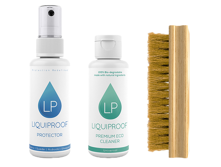 Liquiproof Clean and Protect travel bundle, £17