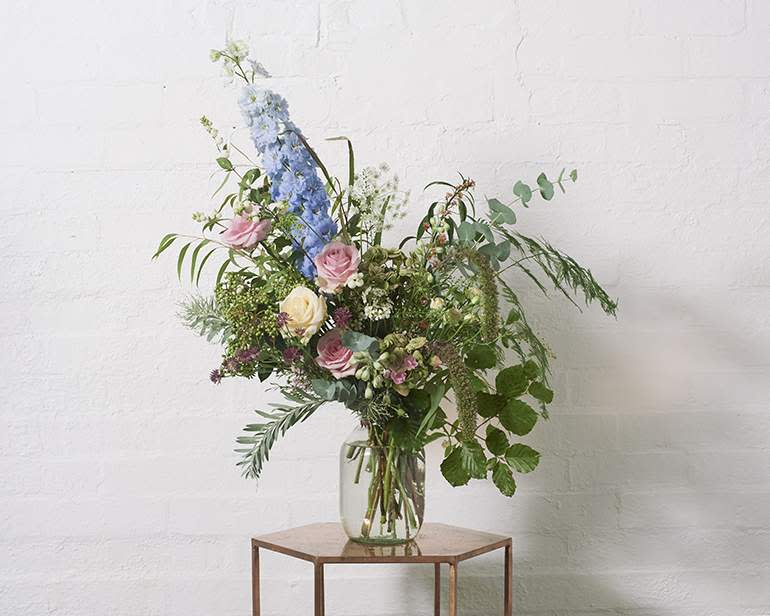 Grace & Thorn bouquet, from £55