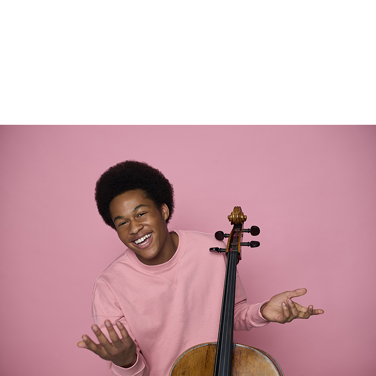 Sheku Kanneh-Mason's debut album Inspiration is available to pre-order at Decca and is released 26 January 2018
