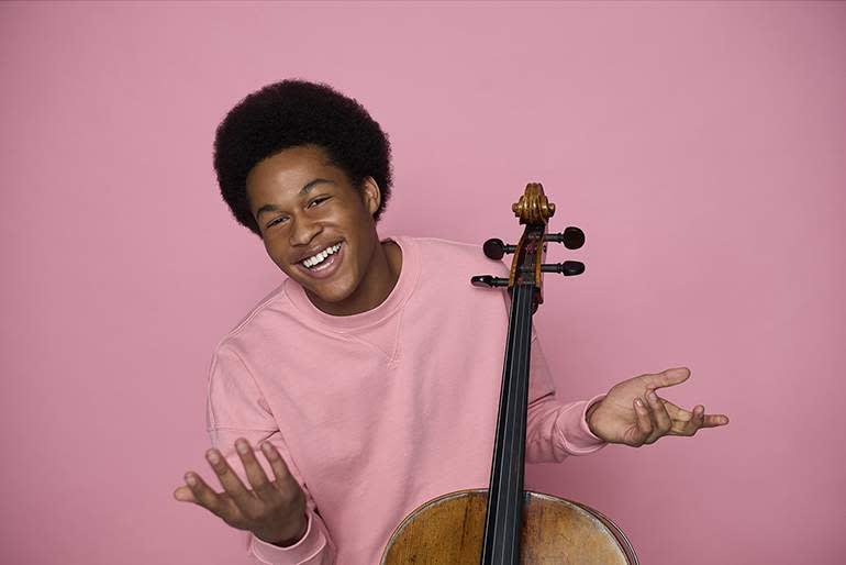 Sheku Kanneh-Mason's debut albumInspirationis available to pre-orderat Decca and is released 26 January 2018