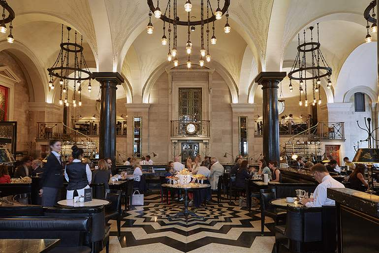 The Wolseley afternoon tea, from £15.75