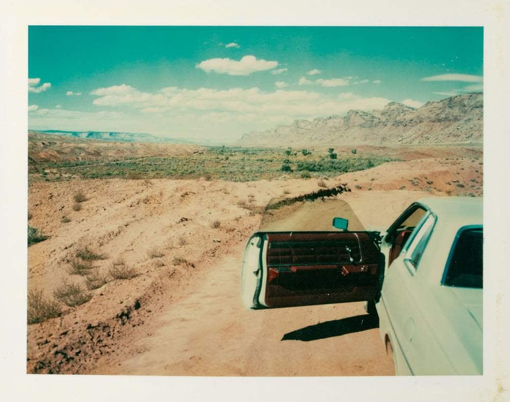 Wim Wenders: Instant StoriesThames & Hudson, £32.75