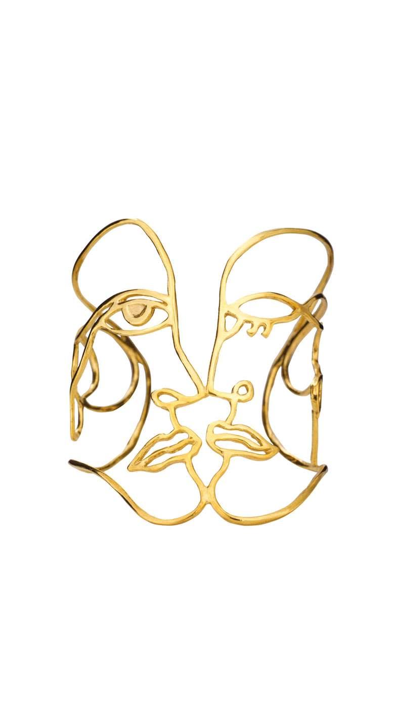 Paola Vilas 'Klee' bracelet, £416
