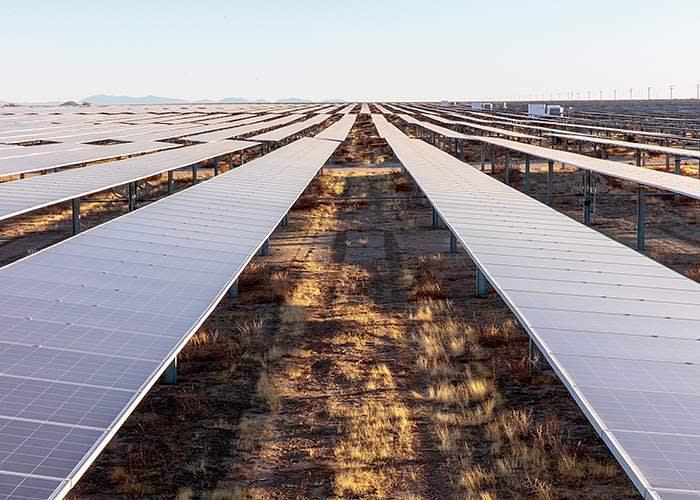 8minutenergy's Springbok 2 solar farm