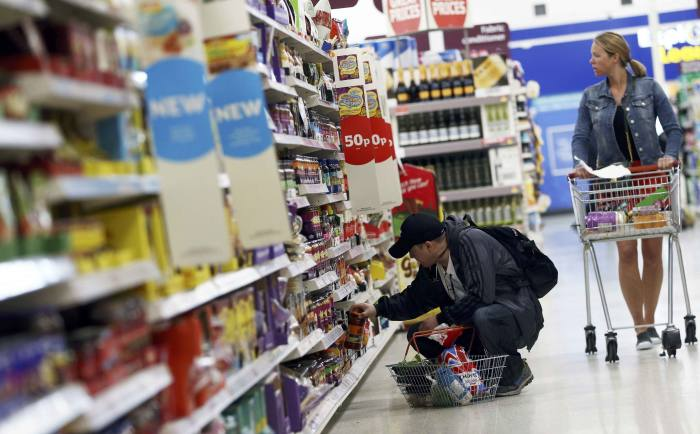 UK inflation hits five-year high
