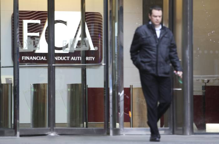 FCA has 'large number' of investigations in pipeline