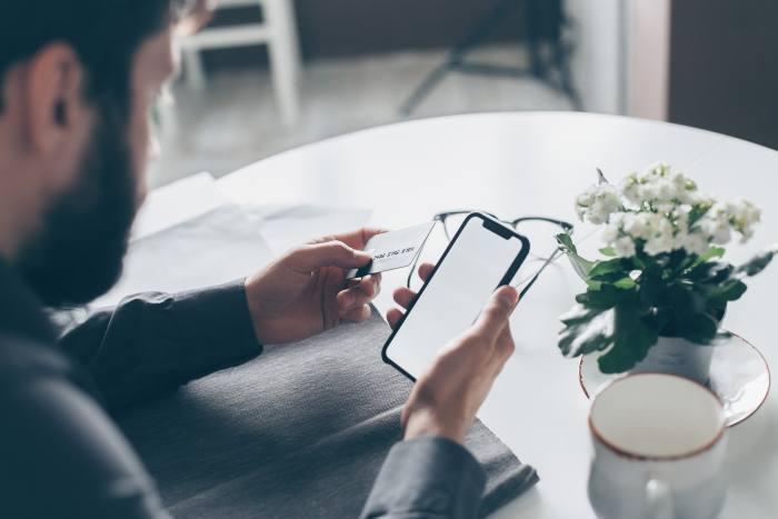 Almost all investment push scams originate online