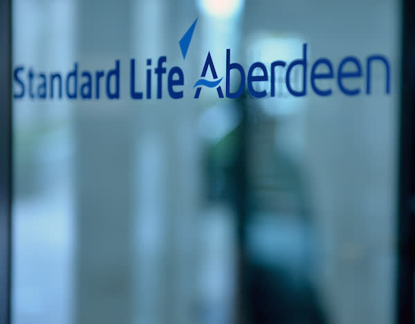Outflows drop at Standard Life Aberdeen