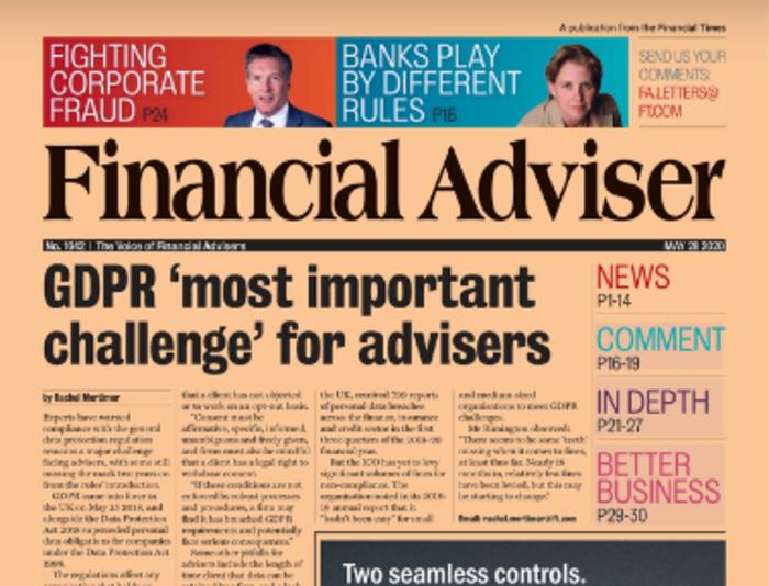 Read it now: GDPR 'challenge' & more PII woes