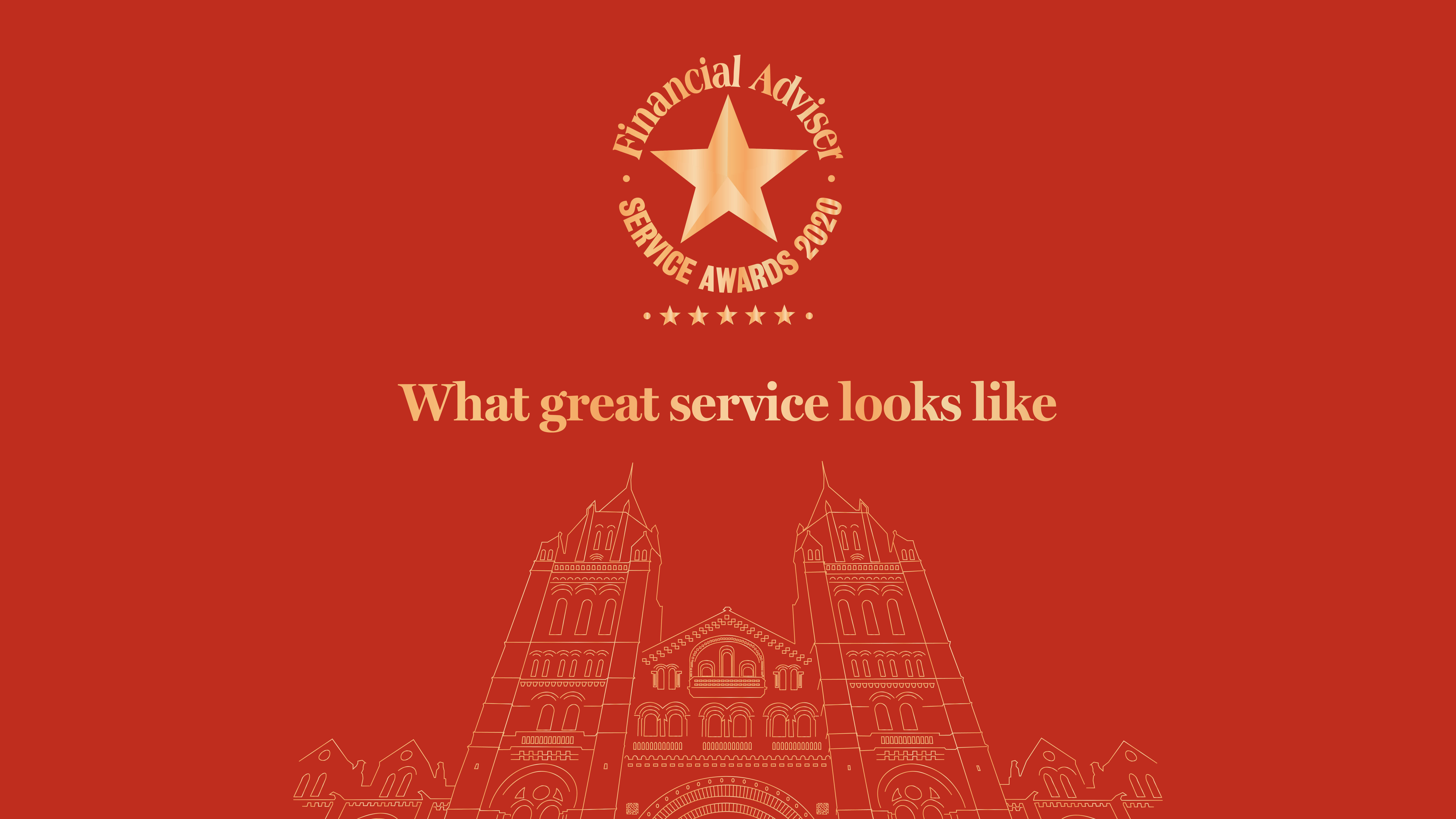 Financial Adviser Service Awards: Life & Pensions