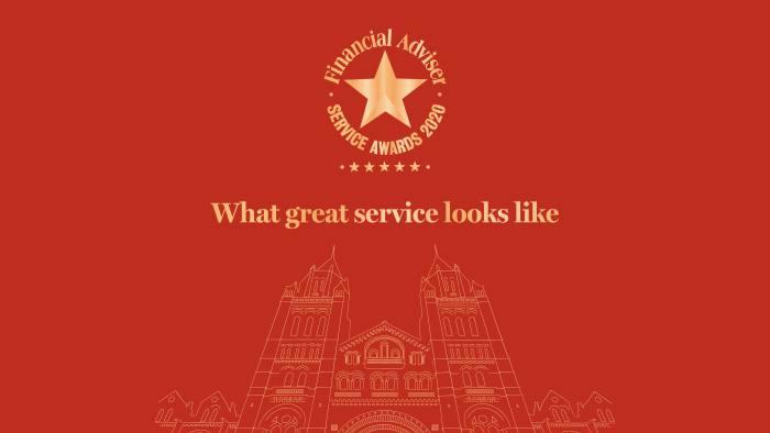 Financial Adviser Service Awards: Life & Pensions