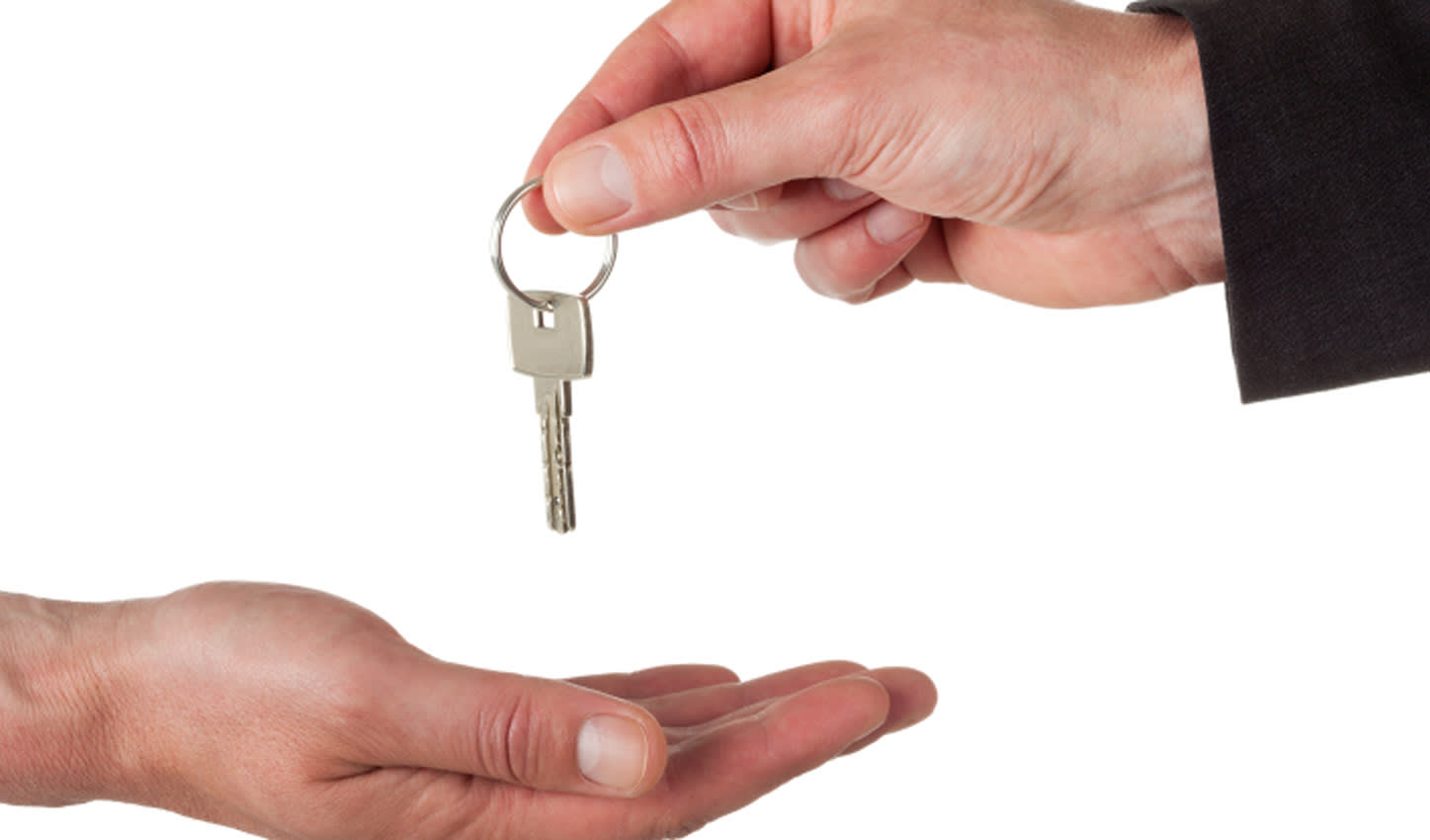 More than half of market are first-time buyers