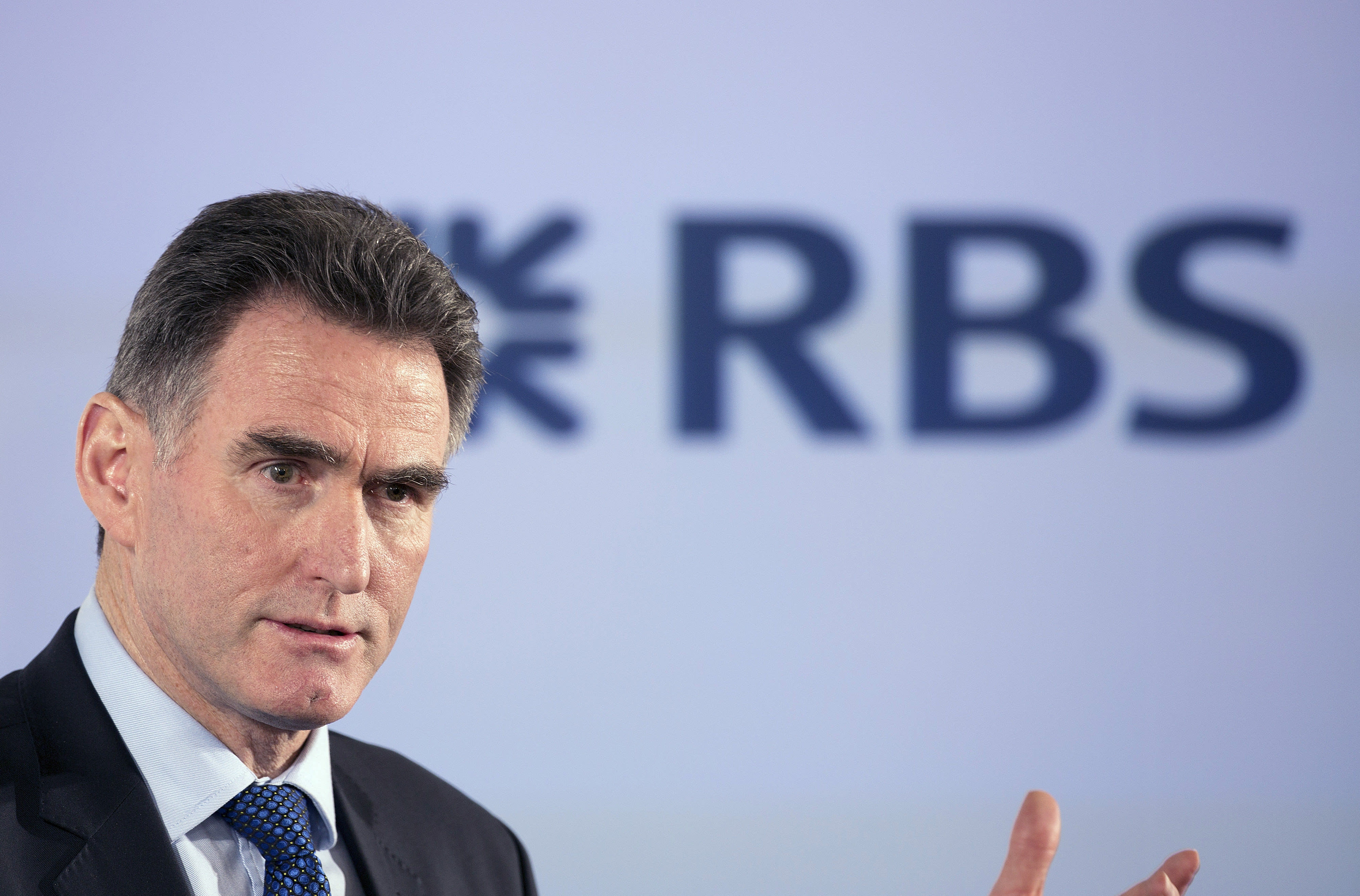 Former RBS boss receives CBE