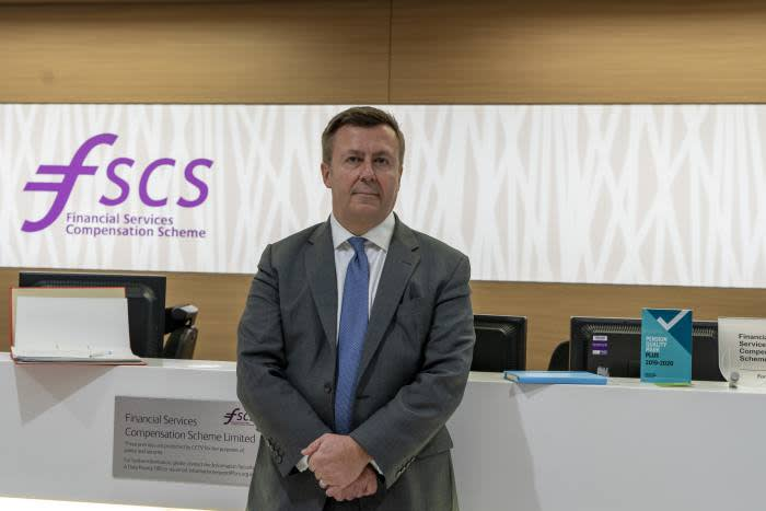 Rising levy does not reflect progress made, says FSCS chair