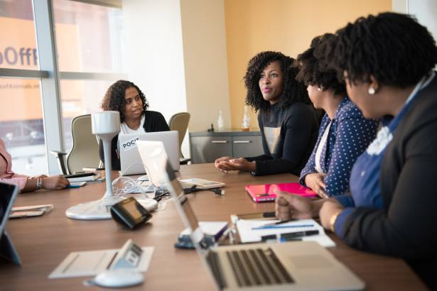 Female candidates surge in financial services