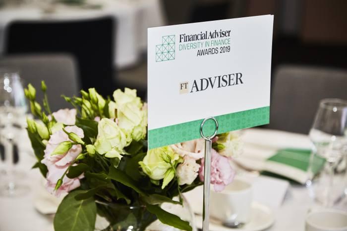 Winners of the Diversity in Finance Awards revealed