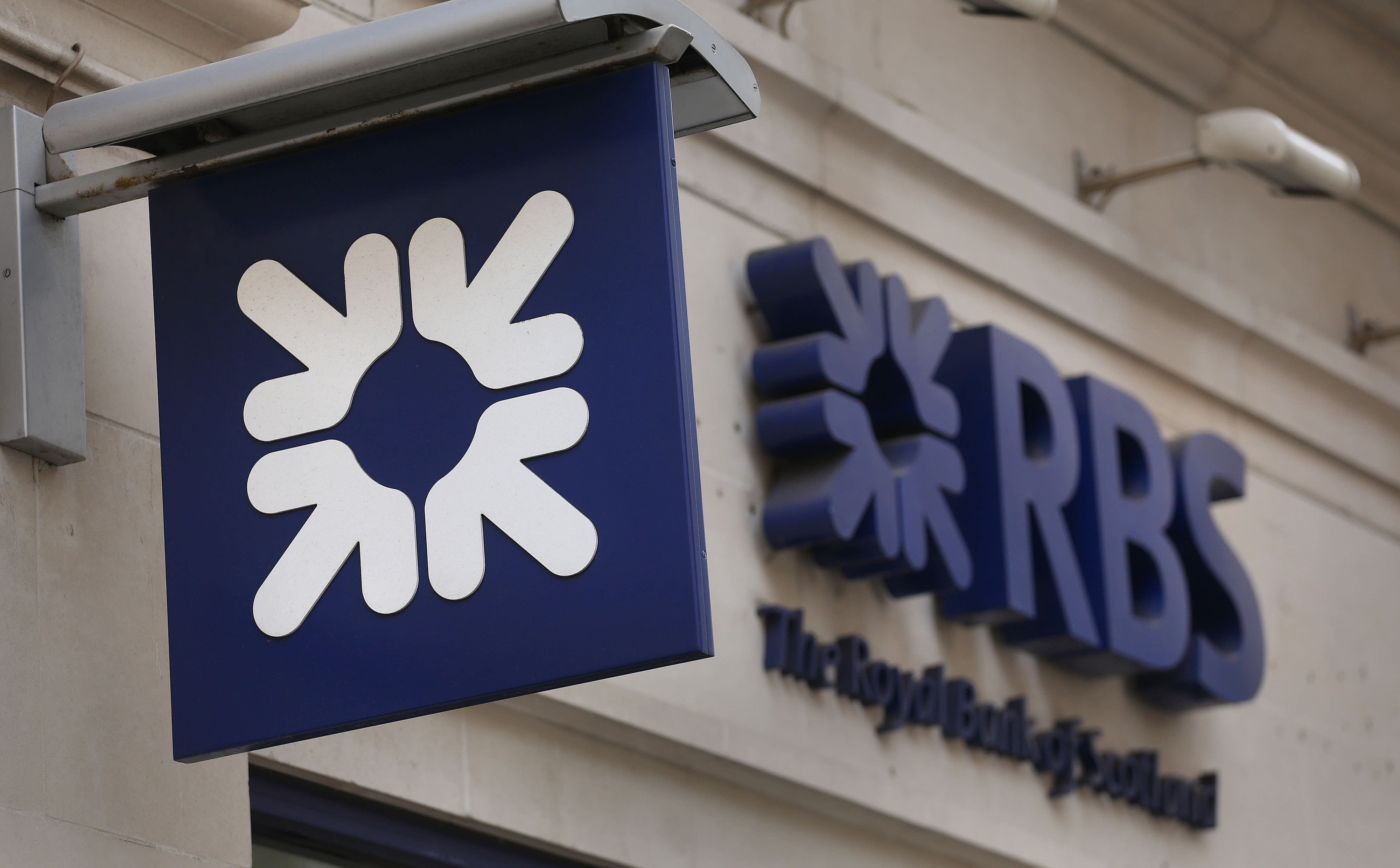 RBS cautious despite dividend and profit growth