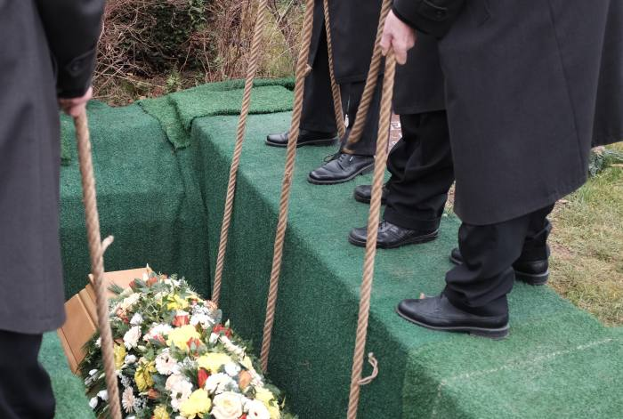 The Exeter signs up to funeral pledge