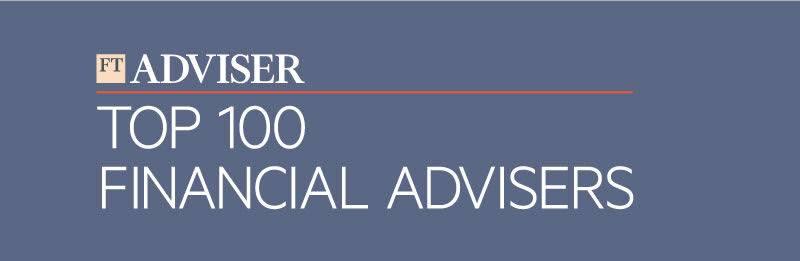 Top 100 Financial Advisers: Rankings 1-5