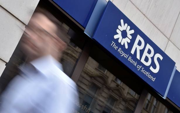 RBS reports £707m profit in first quarter