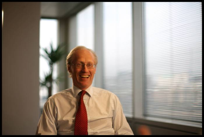 Former FCA chairman resurfaces at debt charity