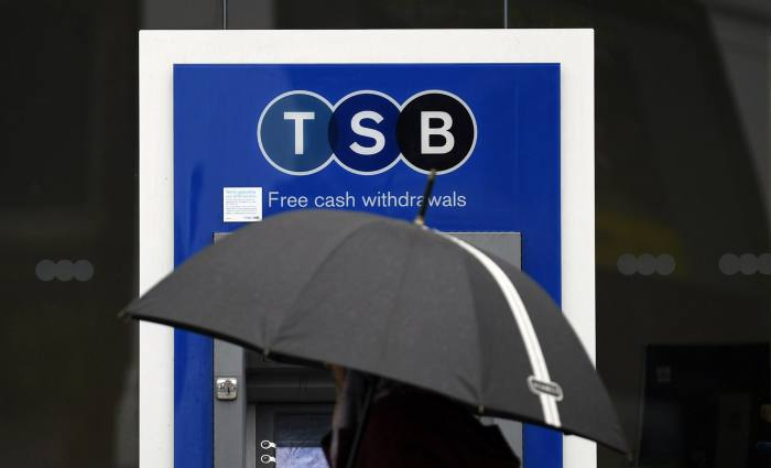 MPs have 'lost confidence' in TSB boss