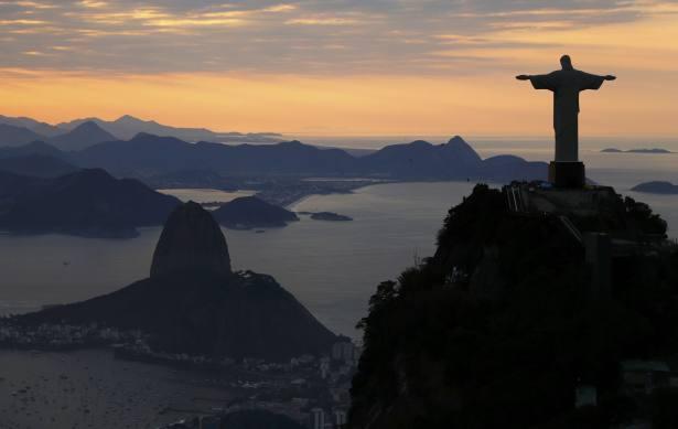 Brazil needs the redeemer