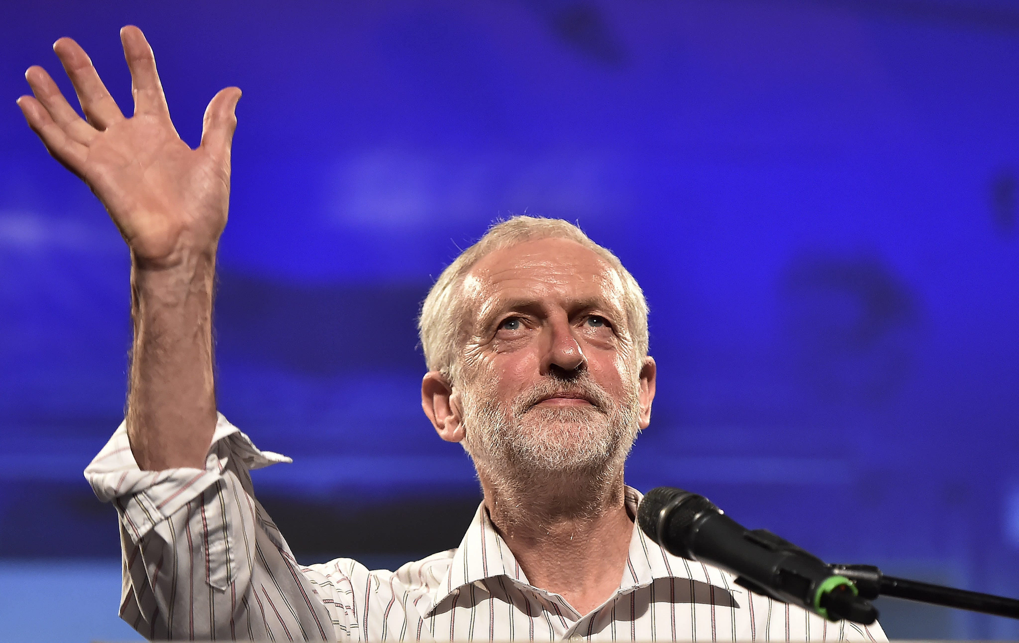 Buxton warns advisers underestimate risk of Corbyn