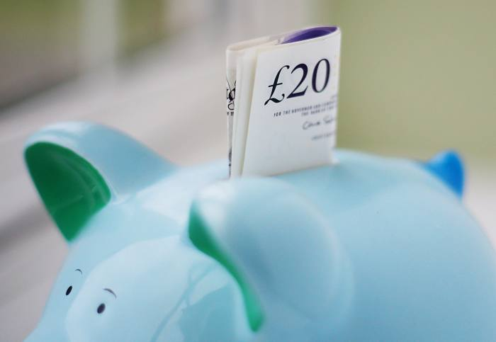 Third of adults have no financial back-up plan