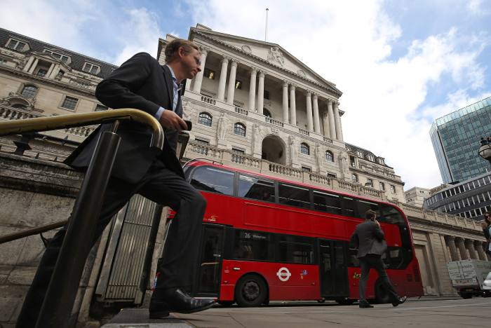 Bank of England relaxes regulations for challenger banks