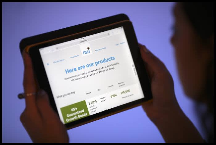 NS&I launches online portal for advisers