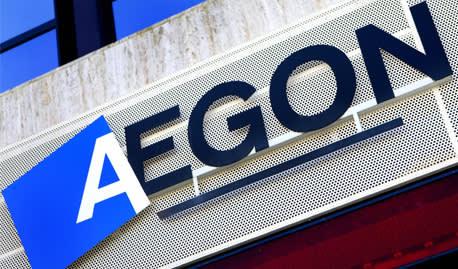 Aegon profits up as platform rebounds