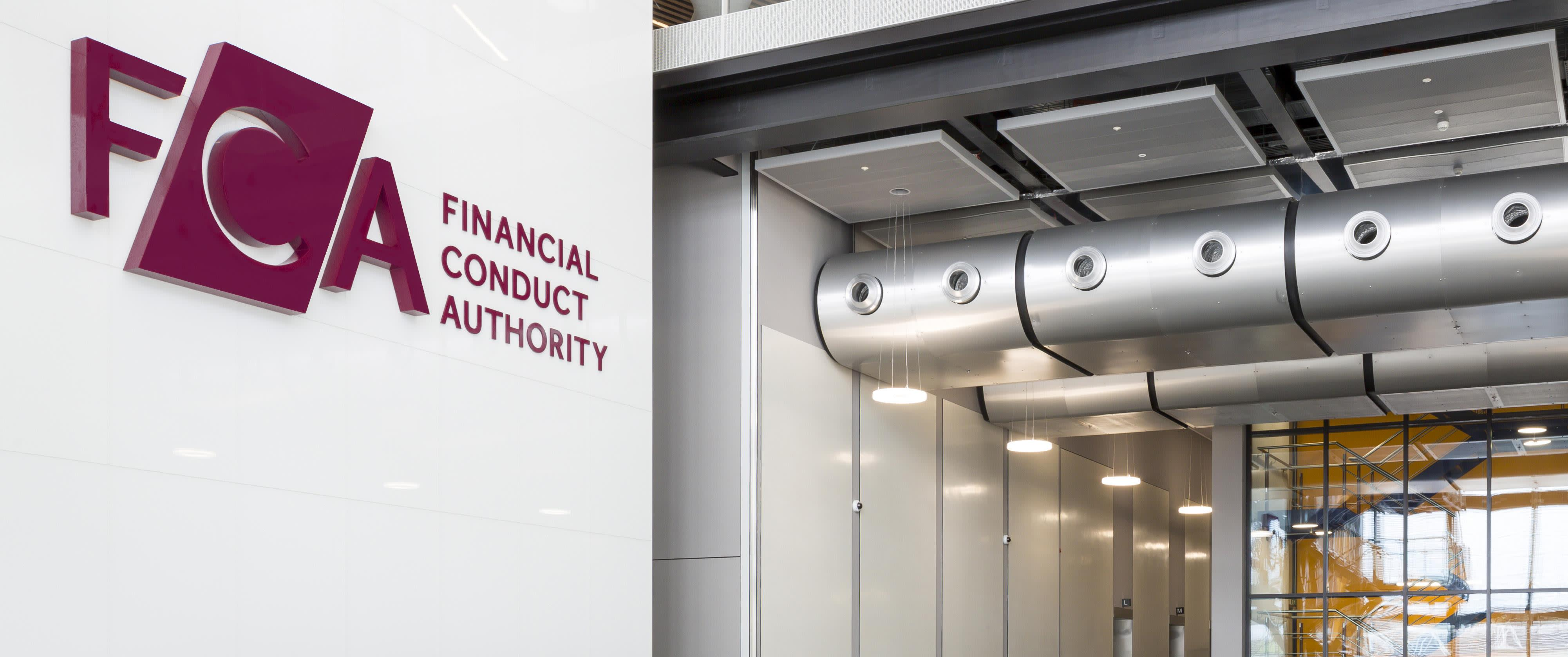 Two firms give up DB permissions after FCA Rolls-Royce probe